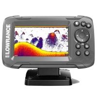 Эхолот Lowrance HOOK2 4x Bullet GPS
