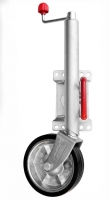 Опорное колесо с поворотной пластиной 770 lbs