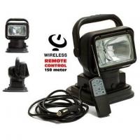 Поисковый прожектор  LightB 518 ксенон, чёрный с д/у