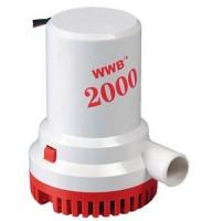 Помпа WWC 2000 GPH 12V WW-06208