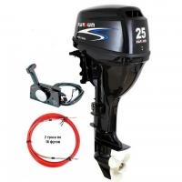 Лодочный мотор Parsun F25 FWS-T