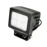 Прожектор рассеянный LED8602 чёрный 5000Lm