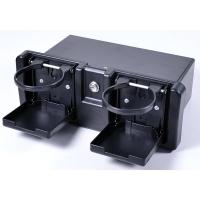 Ящик аксессуарный со стаканодержателем чёрный C12201