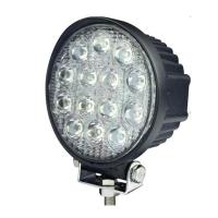 Прожектор рассеянный LED842 чёрный 2940Lm