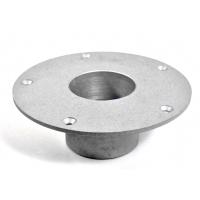 Основание для опоры стола, алюминий (03501952) 155 мм