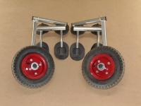 Лодочные колёса Гребнушка NEXT avt