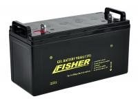 Аккумулятор гелевый Fisher 90Ah