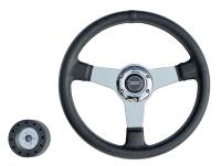 Рулевое колесо Pretech HD-5125 35 см, хром