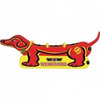 Буксируемый баллон (Плюшка) WOW WEINER DOG 3 TOWAВLE