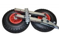 Транцевые колёса BVS КТ270base