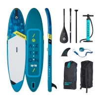 Доска SUP Aztron Titan All Around 11.11 iSUP, 3.63м/15см