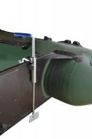 Держатель датчика эхолота Sonar STR на транец надувных лодок из ПВХ