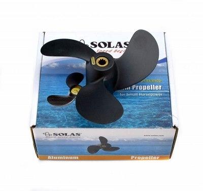 Solas Amita 4011-079-07S SPL 3x7-7/8 x 6