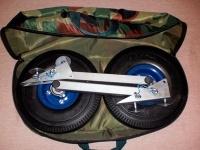 Транцевые колеса BVS КТ270dakar