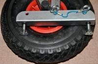 Транцевые колеса BVS КТ400comfort