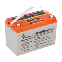 Аккумулятор гелевый Weekender DS 90Ah 12V с дисплеем
