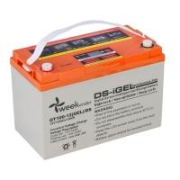 Аккумулятор гелевый Weekender DS 100Ah 12V с дисплеем