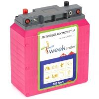 Литий-феррумный аккумулятор 12V 100AЧ LIFEPO4