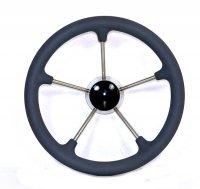 Рулевое колесо Eastsun 35 см, нержавейка (87303G)