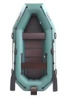 Надувная лодка ARGO А-260ТБ двухместная гребная
