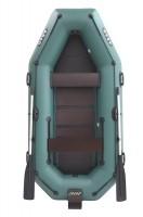 Надувная лодка ARGO А-280ТБ трёхместная гребная
