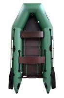 АM-290 моторная двухместная надувная лодка ARGO