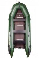 АM-420K моторная восьмиместная надувная лодка ARGO