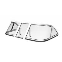 Ветровое стекло для лодки Амур М (Элит А)
