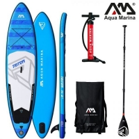 Доска SUP Aqua-Marina Triton-Advanced All-Around iSUP, 3.4м/15см