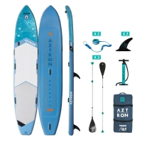 Доска SUP Aztron GALAXIE MULTI-PERSON 16'0″ ISUP AS-801D