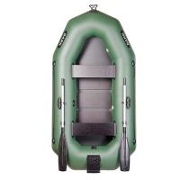 Надувная лодка Bark B-250CN двухместная гребная