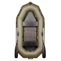 Надувная лодка Bark B-240C двухместная гребная