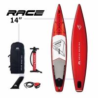 Доска SUP Race Racing iSUP, 4.27м/15см