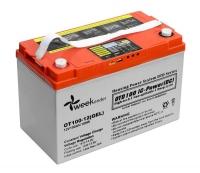 Аккумулятор гелевый Weekender 100AH 12V с дисплеем