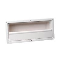 Встраиваемый ящик для хранения белый 71053-WH