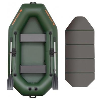 Обзор надувных лодок Колибри