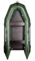 Надувная лодка Bark BT-330 четырёхместная моторная