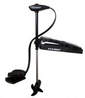 Лодочный электромотор носовой Haibo WFT 54DG солёная вода (black)